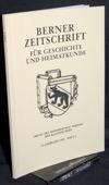 Berner Zeitschrift , 1983 / 2