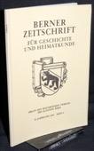 Berner Zeitschrift , 1984/4