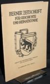 Berner Zeitschrift , 1973/1