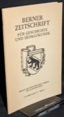 Berner Zeitschrift , 1977/2