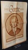 Goethejahr, 1932