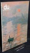 du 1981/11, gemalte Wasser