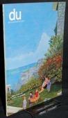 du 1983/08, Eine Schweiz - schoen wie gemalt