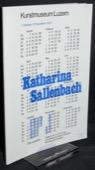 Katharina Sallenbach, Luzern 1973