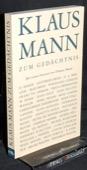 Klaus Mann, zum Gedaechtnis