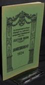 SMUV Bern, Jahresbericht 1924
