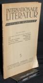 Internationale Literatur, Deutsche Blaetter 1945/05