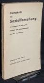 Zeitschrift für Sozialforschung, 1934/02
