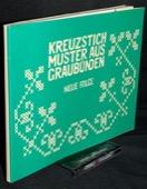 Kreuzstichmuster, aus Graubuenden N.F.