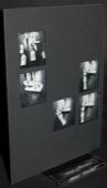 Kampmann, Farbobjekte, Lichtmaschinen, Automobile Skulpturen