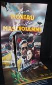 du 1991/09, Marcello Mastroianni/ Jeanne Moreau