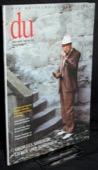 du. 2003/03, Georges Simenon
