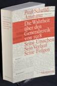 Schmid-Ammann, Die Wahrheit ueber den Generalstreik von 1918