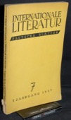 Internationale Literatur, Deutsche Blaetter 1937/07