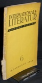 Internationale Literatur, Deutsche Blaetter 1940/06