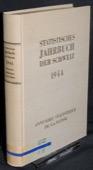 Statistisches, Jahrbuch der Schweiz 1944
