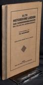 Waldmann, Alte historische Lieder zur Schweizergeschichte