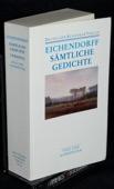 Eichendorff, Saemtliche Gedichte
