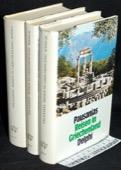 Pausanias, Reisen in Griechenland