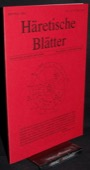 Haeretische, Blaetter [03]