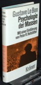 Le Bon, Psychologie der Massen