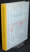 Buch der Freunde, Fuer J. R. von Salis