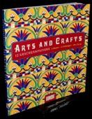 Arts and Crafts, 12 Geschenkpapiere