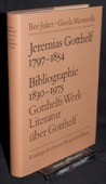 Juker / Martorelli, Gotthelf Bibliographie 1830 - 1975