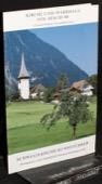 Schlaeppi / Staehli, Kirche und Pfarrhaus von Aeschi BE