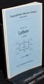 Siegfriedkarte, 197 Luthern