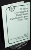 50 Jahre, genealogisch-heraldische Gesellschaft Bern