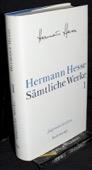 Hesse, Saemtliche Werke [1]