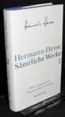 Hesse, Saemtliche Werke [2]