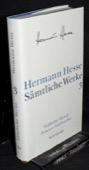 Hesse, Saemtliche Werke [3]