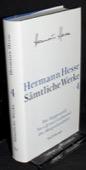 Hesse, Saemtliche Werke [4]