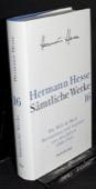 Hesse, Saemtliche Werke [16]