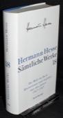 Hesse, Saemtliche Werke [18]