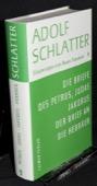 Schlatter, Die Briefe des Petrus [...]