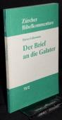 Luehrmann, Der Brief an die Galater