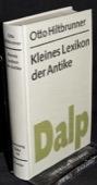 Hiltbrunner, Kleines Lexikon der Antike