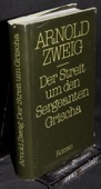 Zweig, Der Streit um Grischa