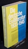Durzak, Die deutsche Exilliteratur