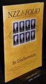 NZZ-Folio, 1996/8, In Liechtenstein