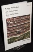 Kunst+Architektur , 1994/2