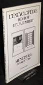 Diderot / D'Alembert, Encyclopedie; 9: Menuiserie, marqueterie