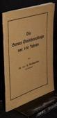 Markwalder, Die Berner Stadthausfrage