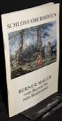 Berner Maler, vom Barock bis zum Biedermeier