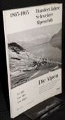 Die Alpen, 39/2, 1963