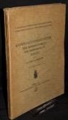 Schmarsow, Kompositionsgesetze der Franzlegende