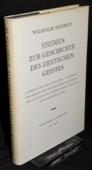 Dilthey, Geschichte des deutschen Geistes